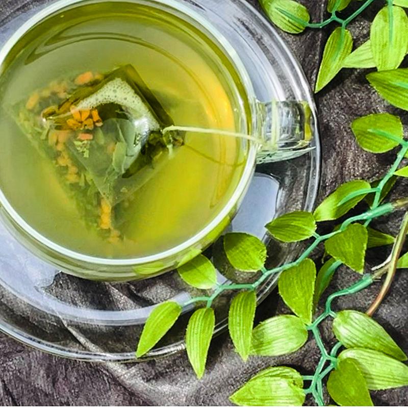 緑茶 コロナ