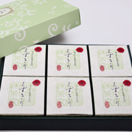 京くずきりギフトセット『茶彩菓(涼み)』