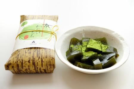 『茶彩菓【和み】京くずきり&京わらびもちギフトセット 』